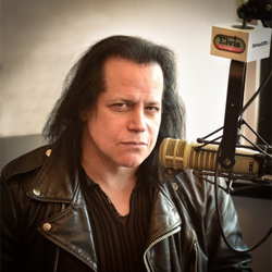 Glenn Danzig, Founder of Rock Bands Such as Misfits, Danzig and more