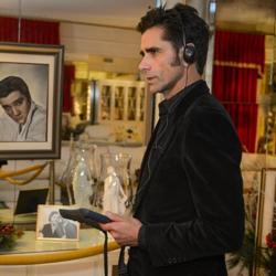 Actor and Elvis fan John Stamos took Graceland