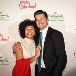 Tamara Austin and Wes Brown attended the world premiere at Graceland.
