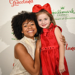 Tamara Austin stars as Sally in Christmas at Graceland.