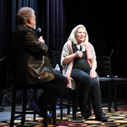 Pat West worked as a secretary at Graceland and she shared her stories during Elvis Week.