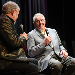Bill Morris shared stories from his career at Elvis Week.