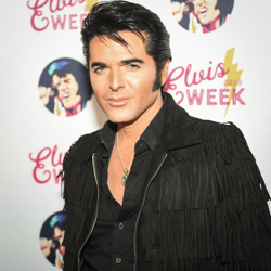 Dean Z was a performer and host at Elvis Week 2019.