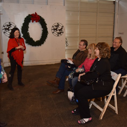 Fans took tours of the stables at Graceland during the Elvis Birthday Celebration.
