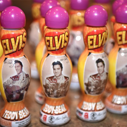 Elvis bingo games took place at Heartbreak Hotel.