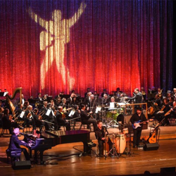 The annual Memphis Symphony Orchestra concert celebrated the hits Elvis made in Memphis.