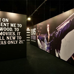 The Elvis: The Entertainer Career Museum includes all aspects of Elvis