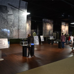 The Private Presley Exhibit showcases artifacts from Elvis