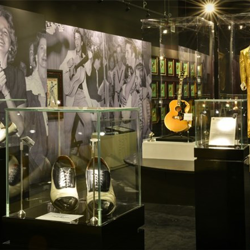 See artifacts from all eras of Elvis