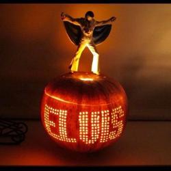 Submitted by Dan #ElvisPumpkin