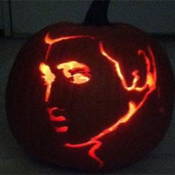 Submitted by Linda #ElvisPumpkin