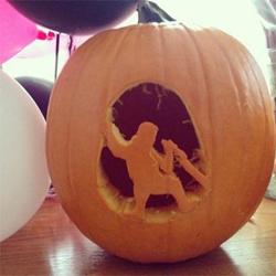 Submitted by Ruben #ElvisPumpkin