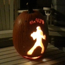 Submitted by Kyle #ElvisPumpkin