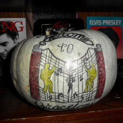 Submitted by Judy #ElvisPumpkin
