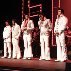 The top five finalists in the Ultimate Elvis Tribute Artist Content are announced.