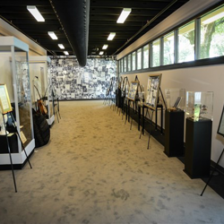 Sneak peek inside the brand new Graceland Archives Experience!