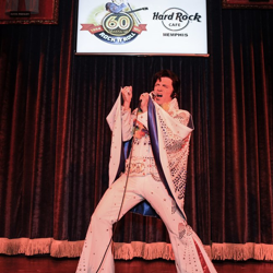 Kevin Mills wins the final spot in the 2014 Elvis Tribute Artist Contest Semifinals.
