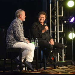 Tom Brown interviews singer-songwriter Mac Davis about working with Elvis.