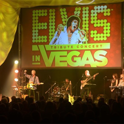 Terry Mike Jeffrey and his band played to sold-out crowd at the Elvis in Vegas Tribute Concert.