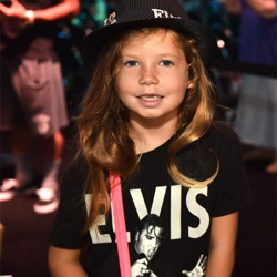 Fans of every age love Elvis Week.
