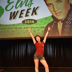 Elvis Week kicked off on August 10 with the Ultimate Elvis Tribute Artist Contest Showcase.