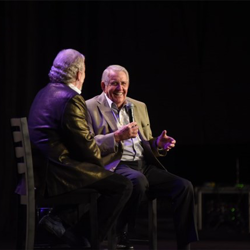 Bill Morris, who was friends with Elvis, shared fun stories during the Elvis Friends & Family event.