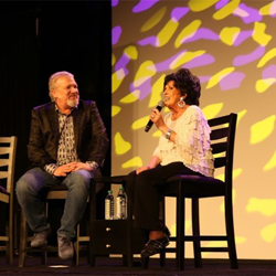 Rockabilly pioneer Wanda Jackson shared her memories of Elvis and discussed how inspirational he was to her.