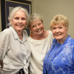 A trio of Elvis
