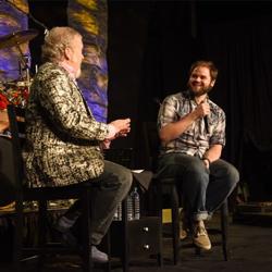 Tom Brown interviewed Scotty Moore