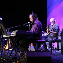 Musicians who performed with Elvis on the stage or in the studio joined forces for the Band of Legends Remembers Elvis event.