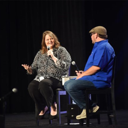 Graceland Director of Archives Angie Marchese answered questions from fans during the #AskArchives segment.