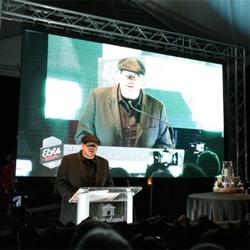 DJ Argo spoke to fans about Elvis