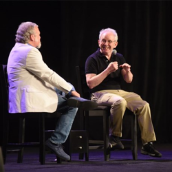 Elvis biographer Peter Guralnick discussed his research techniques during Elvis 101.