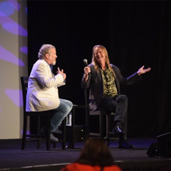 At Elvis 101, producer and author Ernst Jorgensen talked about researching Elvis