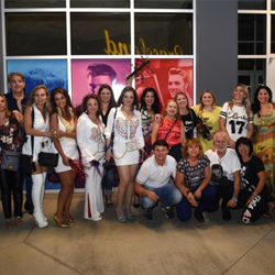 Fans from around the world are celebrating Elvis at Graceland.