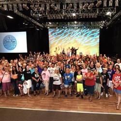 Fans from all over the world celebrated Elvis at the Elvis Fan Reunion.
