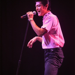 The Ultimate Elvis Tribute Artist Contest Semifinalists performed at the Ultimate ETA Showcase.