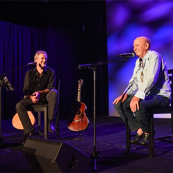Fans heard from a few of the songwriters who penned hits for Elvis at the Songwriters Showcase.
