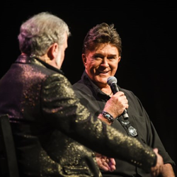 TG Sheppard talked about his friendship with Elvis at Conversations on Elvis: Connections.
