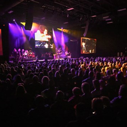 Elvis Live in Concert - with an All-Star Band was the final event of Elvis Week 2018.