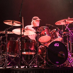 TCB Band drummer Ronnie Tutt performed at the Elvis Live in Concert event.