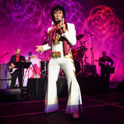 Gordon Hendricks won the Ultimate ETA Contest in 2017 and performed at Elvis Week 2018.