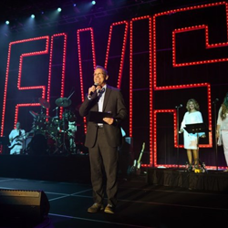 Joey Sulipeck is our Ultimate Elvis Tribute Artist Contest host.