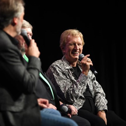 Terry Blackwood talked about working with Elvis.
