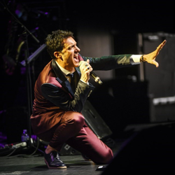 Italian singer NIKO made his Memphis debut during Elvis Week.