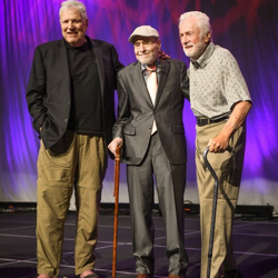 Steve Binder, Billy Goldenberg and Allan Blye helped Elvis create the