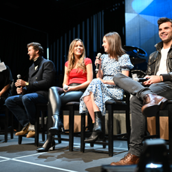 """General Hospital"" stars shared stories from the set at the panels."