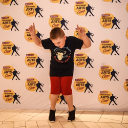 Braeden shows off his best Elvis moves!