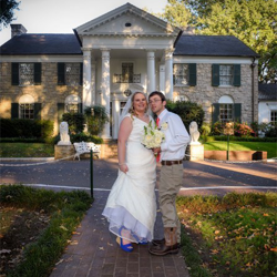 Tara and Bryan Smith of Collierville, Tennessee were married on October 15, 2016