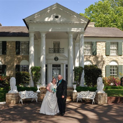 Kammylynn Hefner and Christopher Woxen were married at the chapel on April 25, 2015.